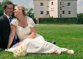 Jednoduché svatební šaty, 42