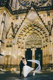 Svatební focení na Pražském Hradě