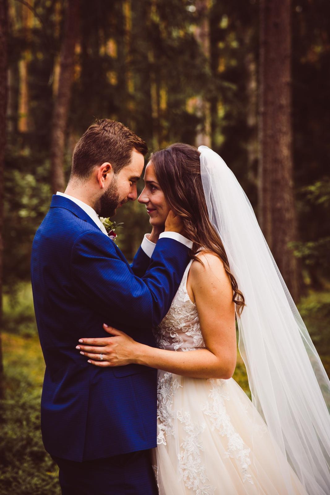 SVATBA v lese - svatba v lese