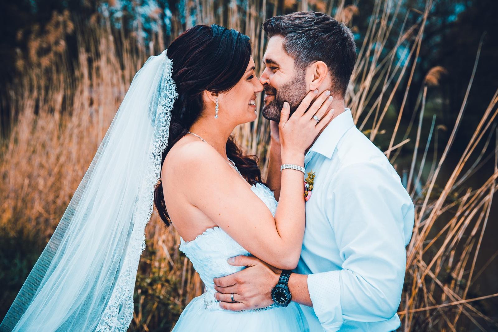 Svatba v lesoparku - Svatba v lesoparku