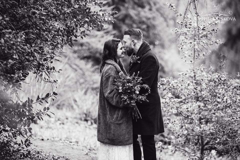 Svatba v Botnické zahradě Albertov - svatba v botanické zahradě Albertov