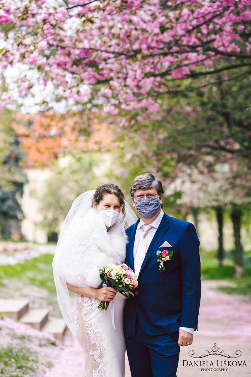 Svatba v době koronavirové - Svatba a koronavirus