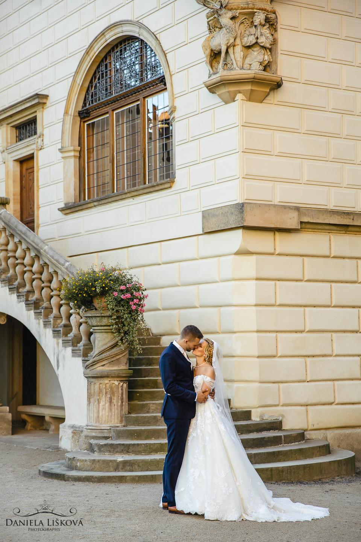 Svatba na zámku Průhonice - Svatba na zámku Průhonice.
