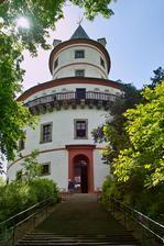 Lovecký zámeček Humprech, místo pro obřad a focení :-)