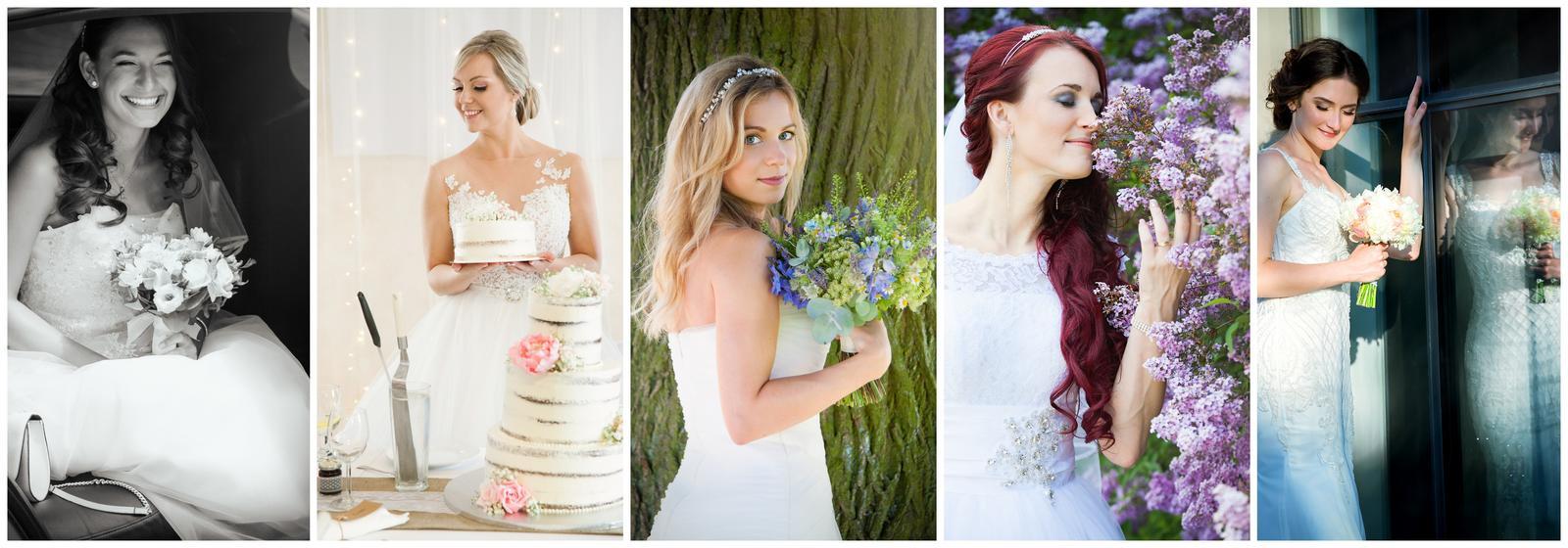 Mé krásné nevěsty ♥ - Obrázek č. 1