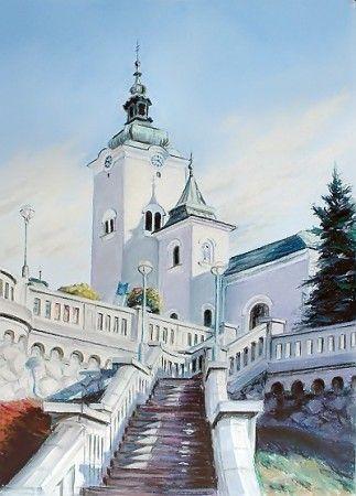♥ Prípravy v plnom prúde ♥ - Kostol sv. Ondreja v Ružomberku