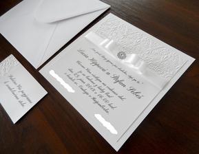 Naše svadobné oznámenia a pozvánky k stolu