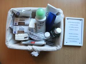 Košík prvej pomoci pre dámy👩