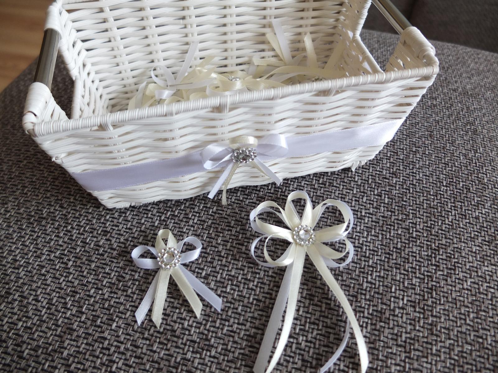 ♥ Prípravy v plnom prúde ♥ - Svadobné pierka