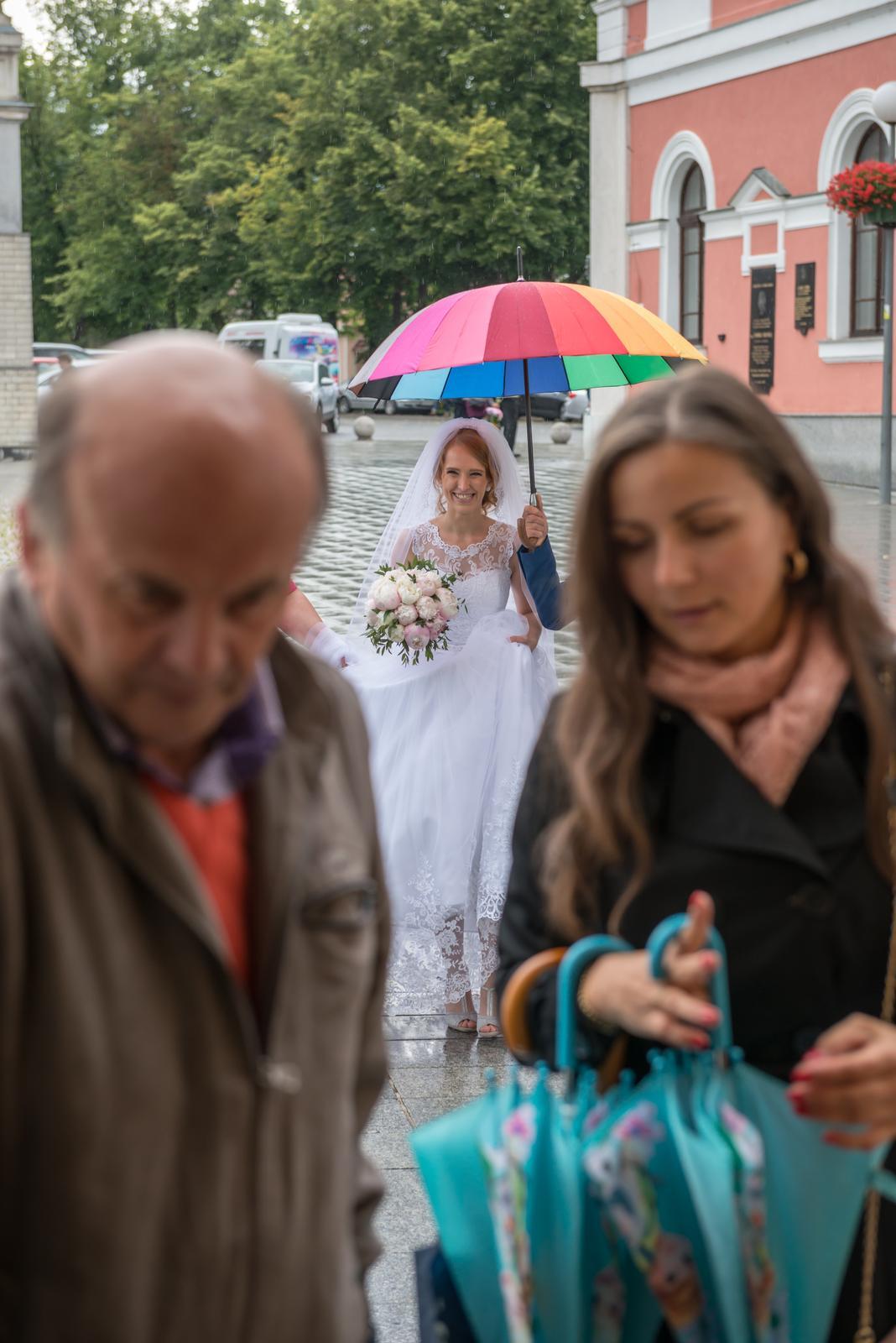 Lucia{{_AND_}}Štefan - Aj keď pršalo, sranda bola stále ...☔