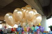 19 ks zlatých balónků,