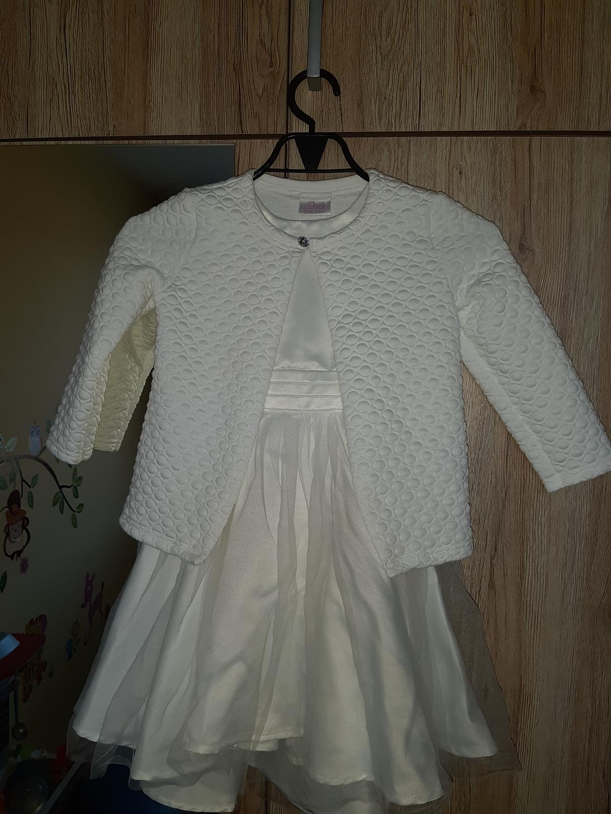 družičkové šaty s kabátkem - Obrázek č. 2