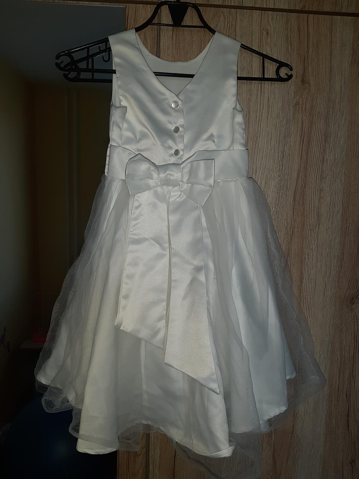 družičkové šaty s kabátkem - Obrázek č. 3