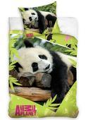 Dětské povlečení - ANIMAL PLANET - PANDA,