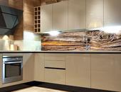 Samolepicí fototapeta do kuchyně - KŮRA STROMU,