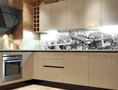 Samolepicí fototapeta do kuchyně - LETADLO,