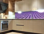 Samolepicí fototapeta do kuchyně - LEVANDULE,