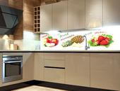 Samolepicí fototapeta do kuchyně - MIX OVOCE,