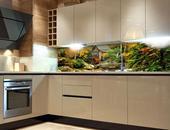 Samolepicí fototapeta do kuchyně - MLÝN,