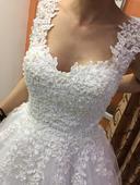 wedding dress, 36