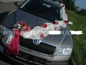 nevěsty výzdoba...
