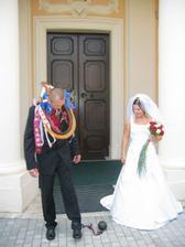 děkujeme svědkovi ženicha...