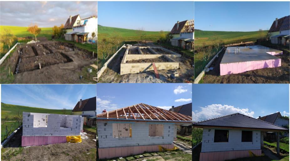 Stavba domu - Svojpomocne 🏠 - Obrázok č. 2