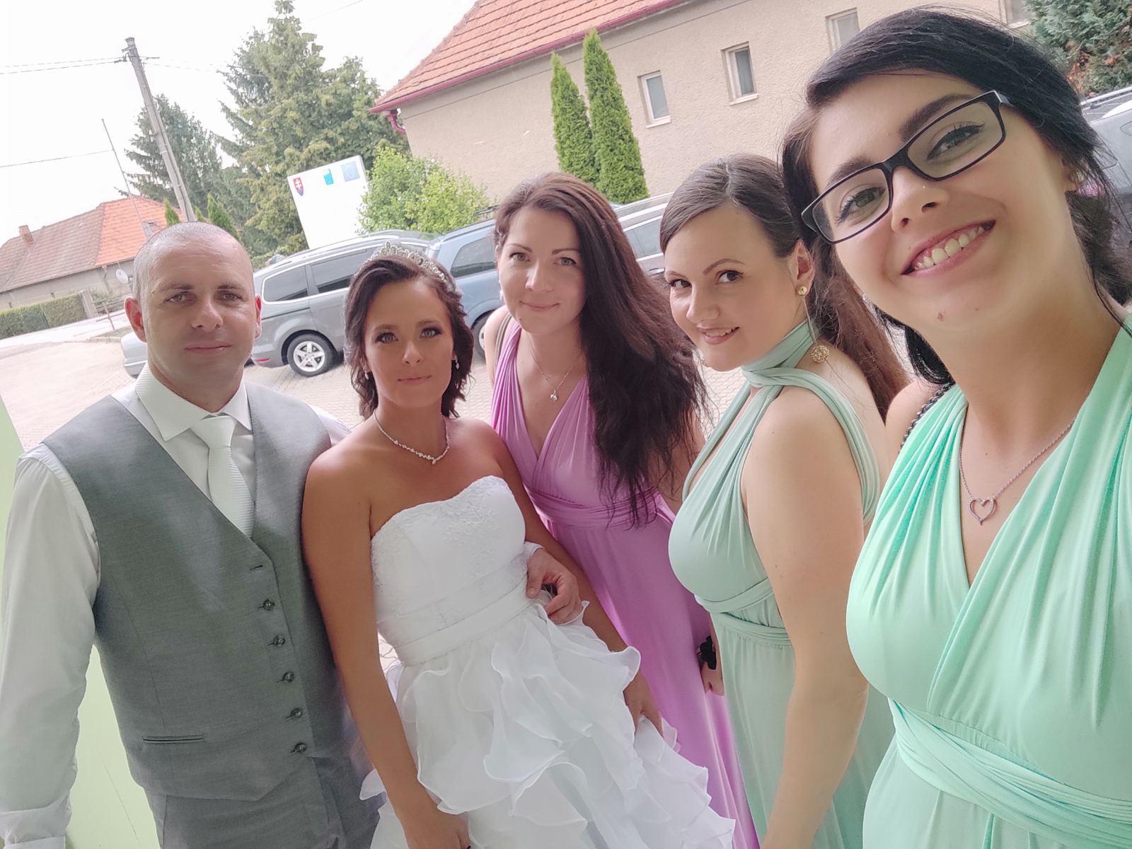 Svadobné selfie - Obrázok č. 3
