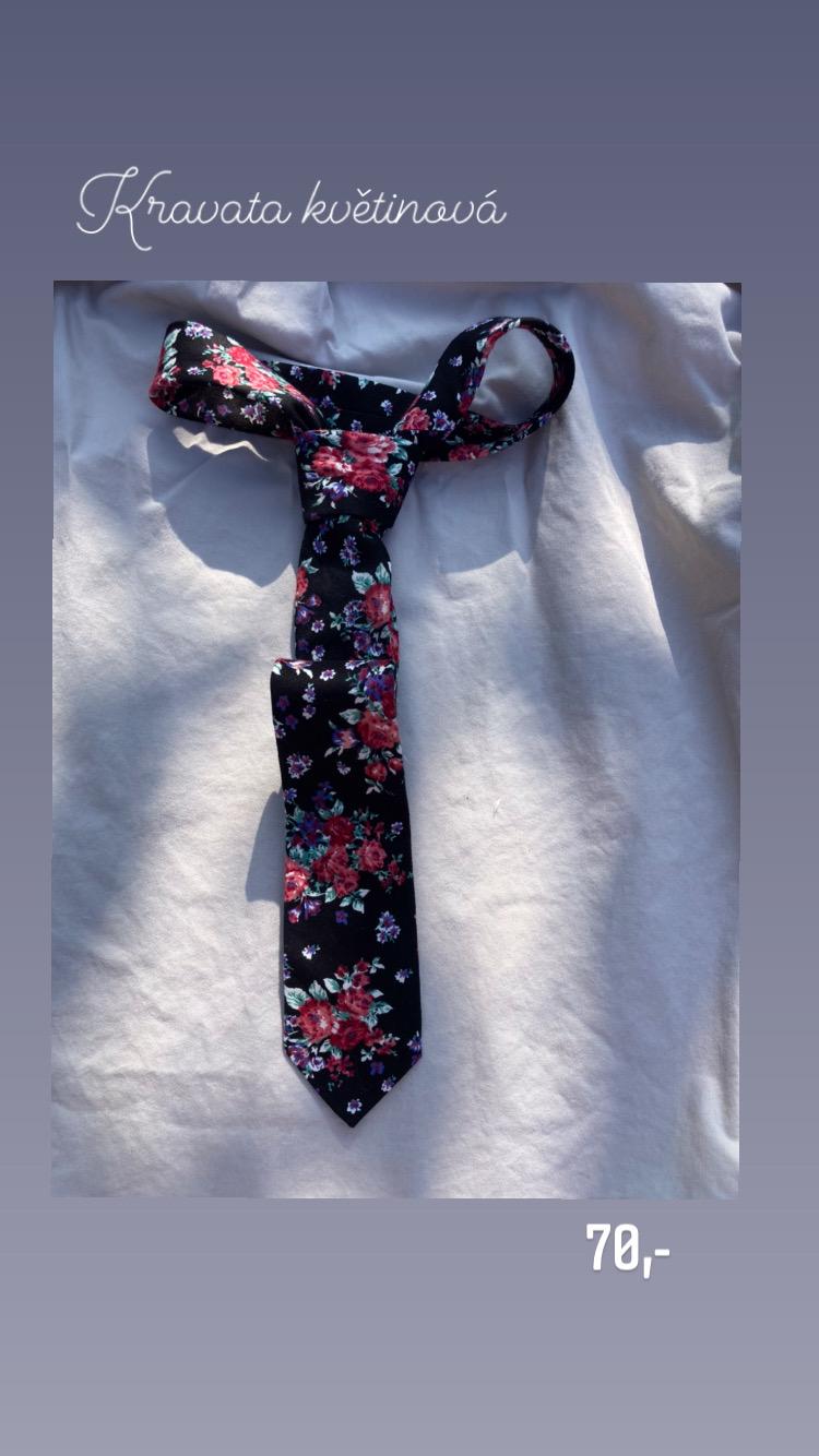 Kytičkované kravaty - Obrázek č. 1