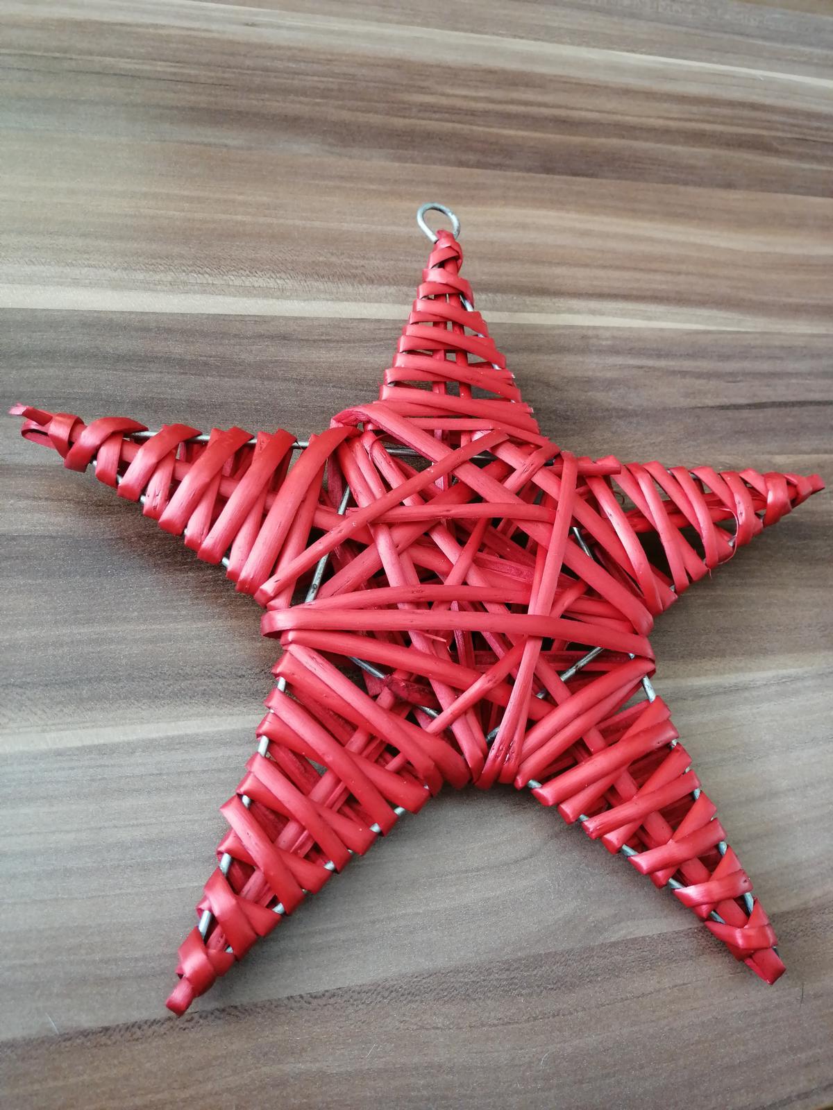 Vianočná hviezda - Obrázok č. 1