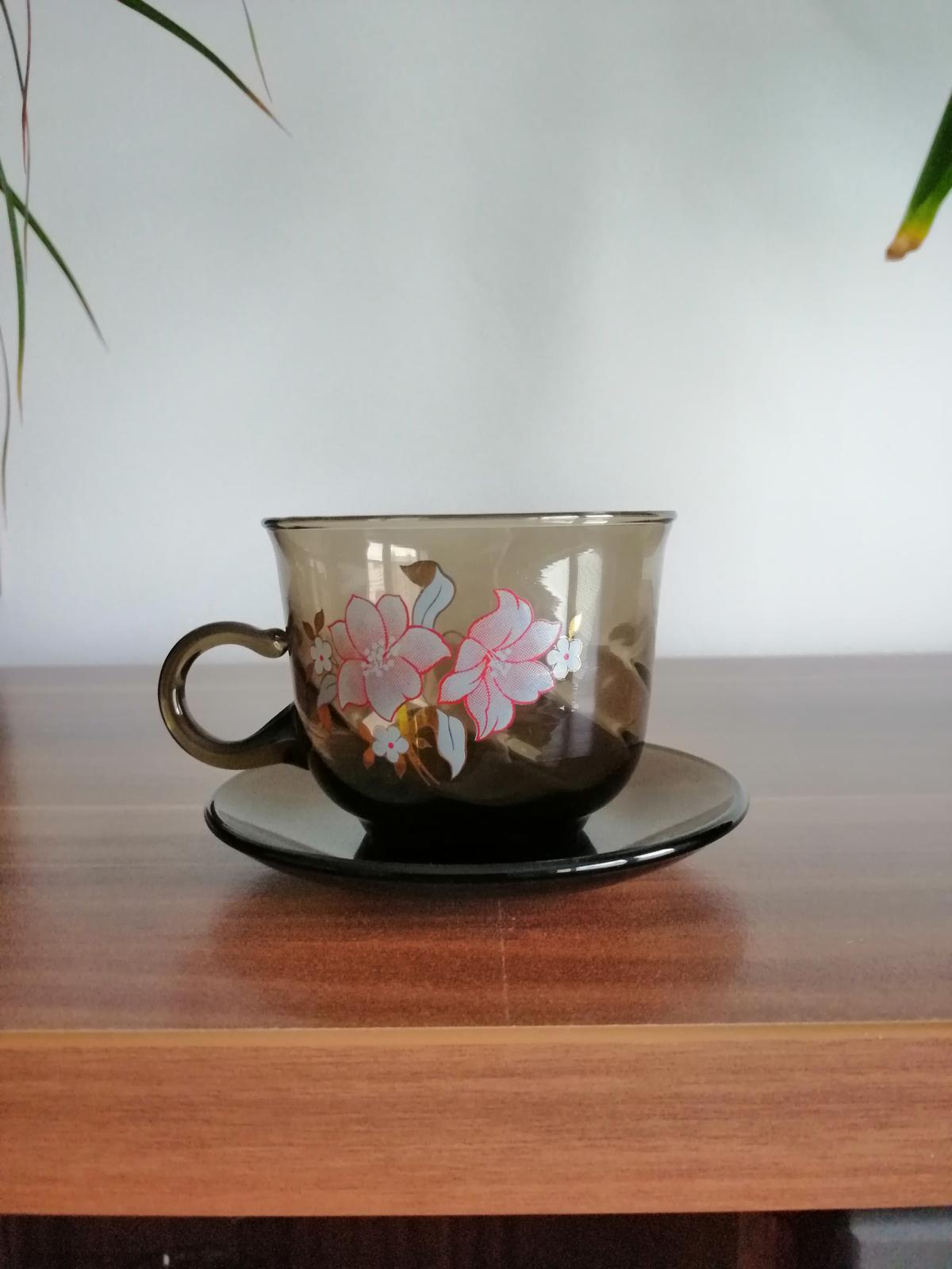 Kávová, čajová súprava - Obrázok č. 1