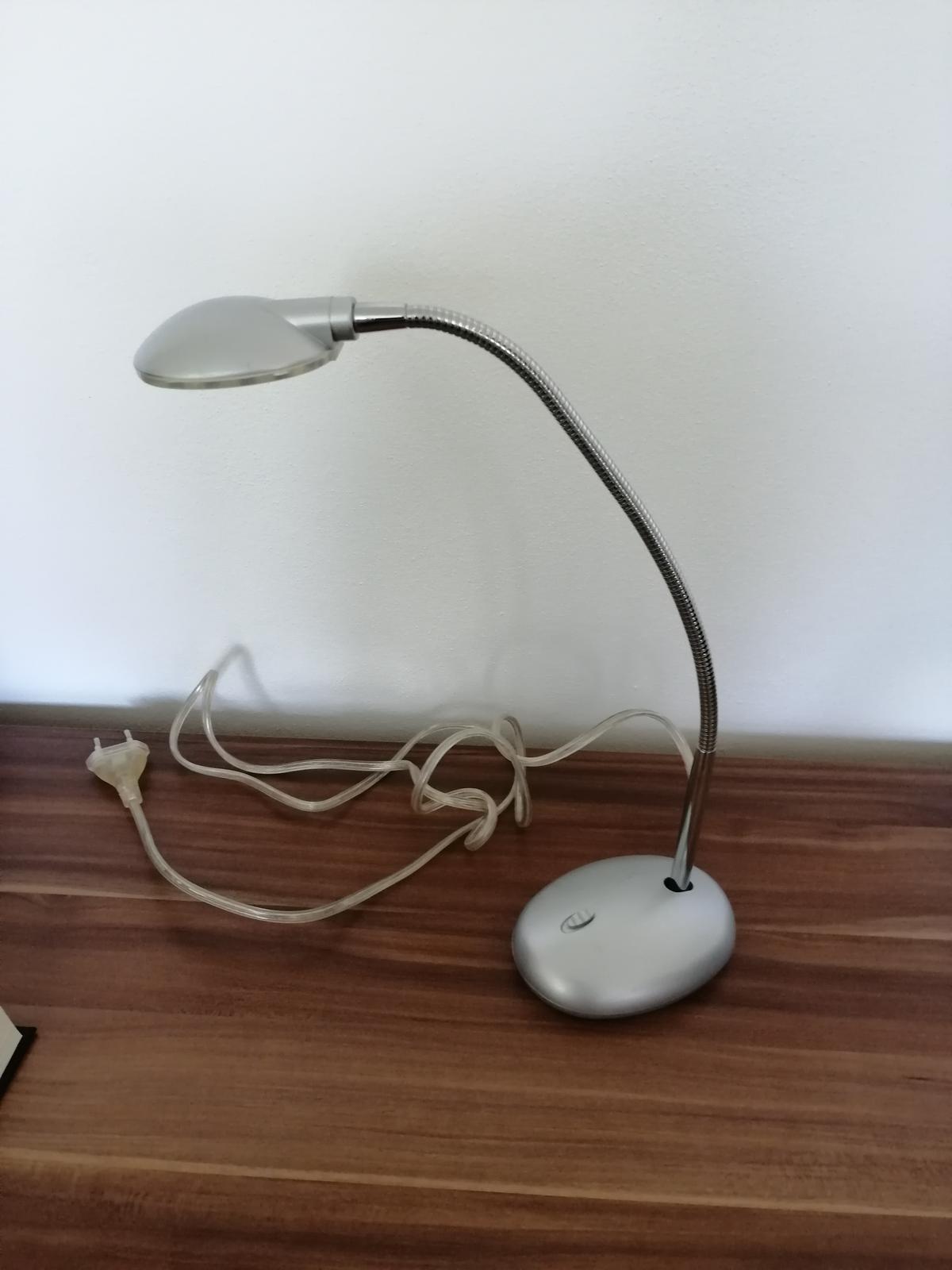 Stolová lampa LED - Obrázok č. 1