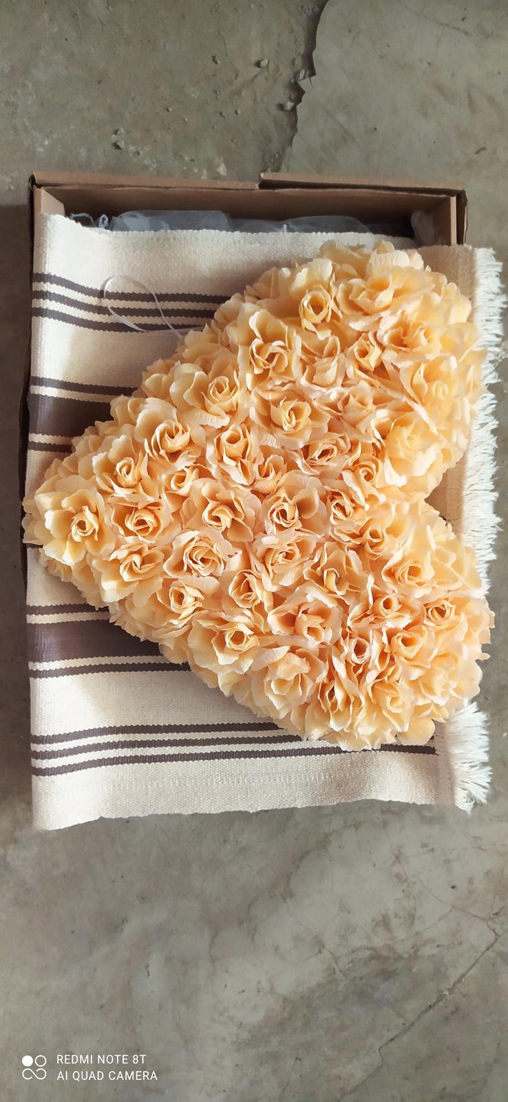 Kvetinové srdce - Obrázok č. 1