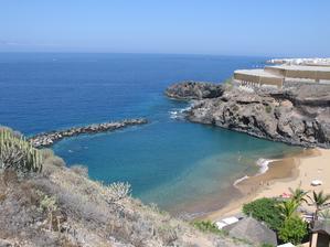 ...najkrajšia svadobná cesta na akej som doteraz bola :-)... Abama golf and spa resort,  Tenerife...dva roky po svadbe - dali sme si načas .-)