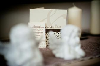 ...svadobne oznamenie s pozvankou...