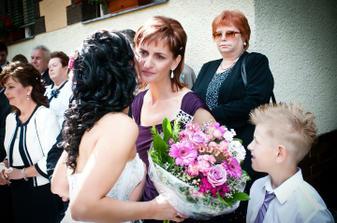 ...boli aj slzy - najmä moja mami :-)
