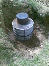 vodovodna sachta,mame vodu