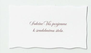 pozvánka :)