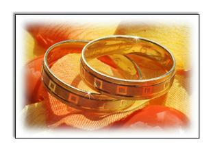 Naše snubní prstýnky..
