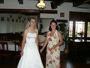 nevěsta a svědkyně-moje milá švagrová