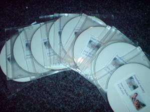 Svatební noviny v DVD podobě