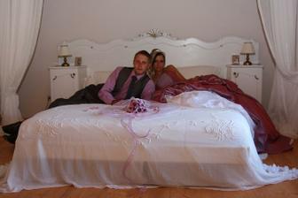 Tady jsme měli svatební noc - zahradní domek v Ratibořicích