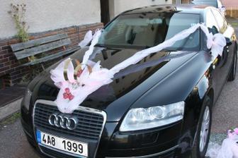 Autí pro ženicha
