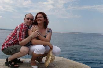 Čerstvě zasnoubení :-)))