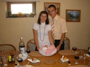 Naše zásnuby - 27. 09. 2009