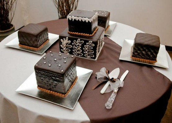 Chocolate wedding theme - Obrázok č. 31