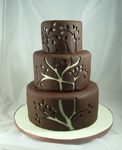 Chocolate wedding theme - Obrázok č. 32