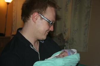 o rok aj dva mesiace po svadbe sa nam narodila dcerka Isabella Aimee