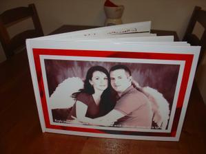 Svatební kniha, vlastní výroba