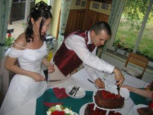 dortíček byl výborný!